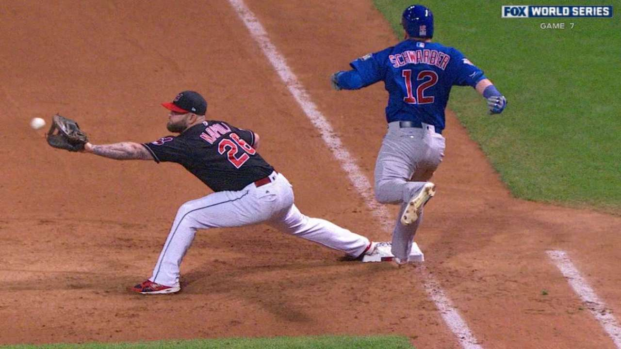 Miller induces double play