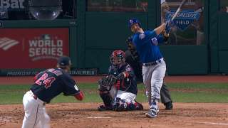 Must C Classic: Ross oldest to homer in Game 7 of WS
