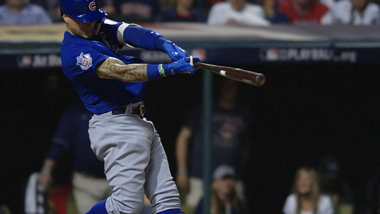 Must C: Baez crushes one