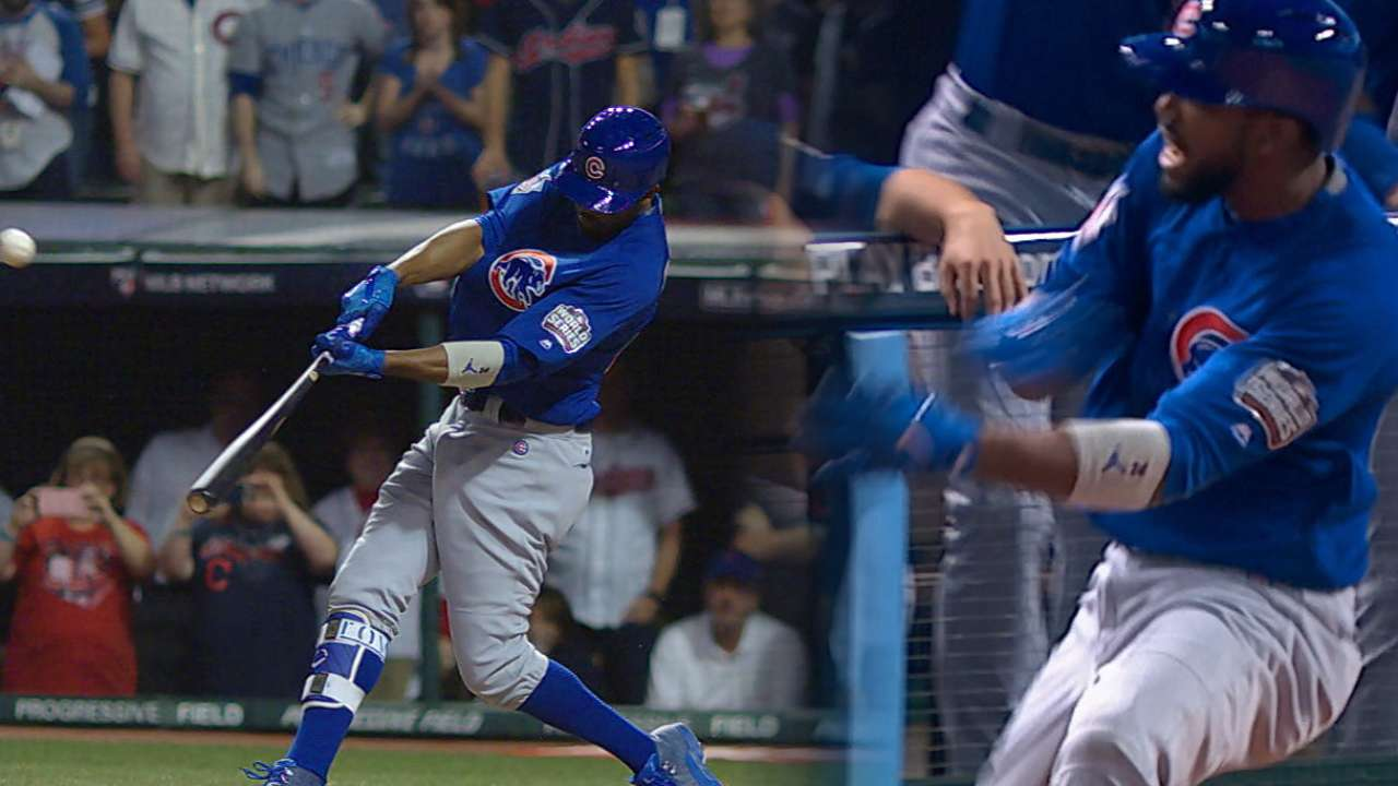 Must C: Fowler's leadoff homer