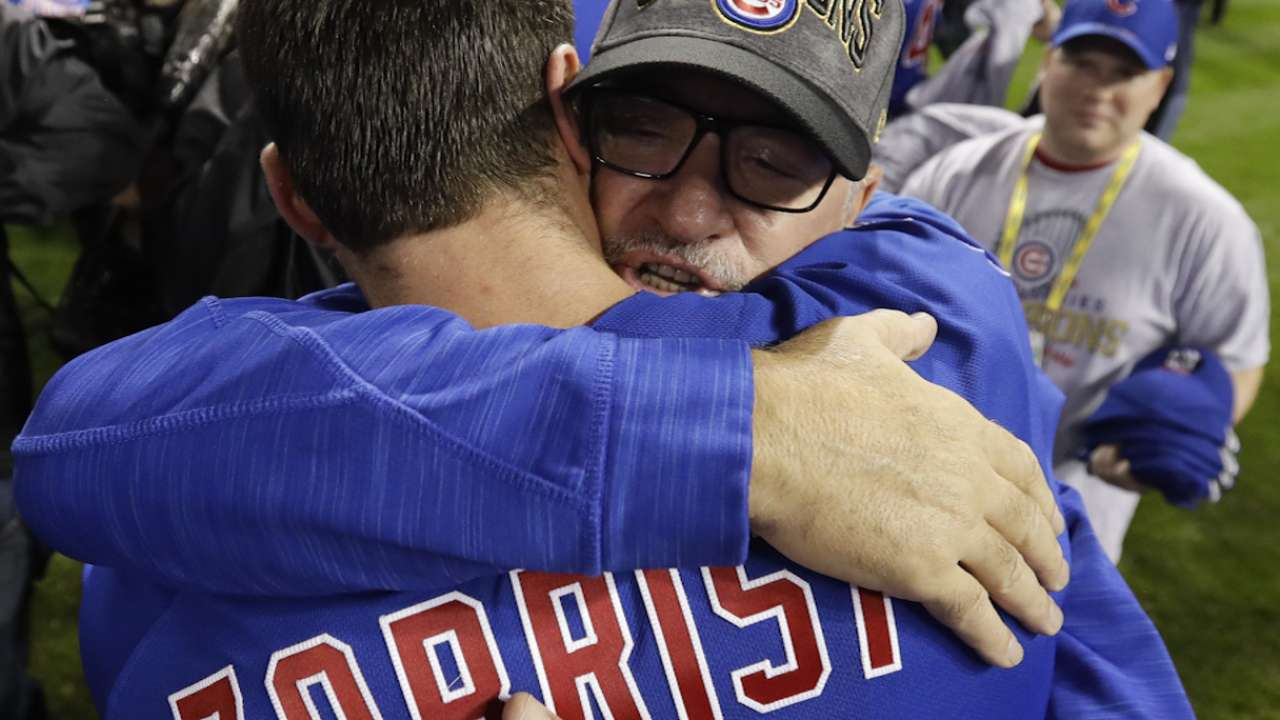 Maddon on Zobrist winning MVP