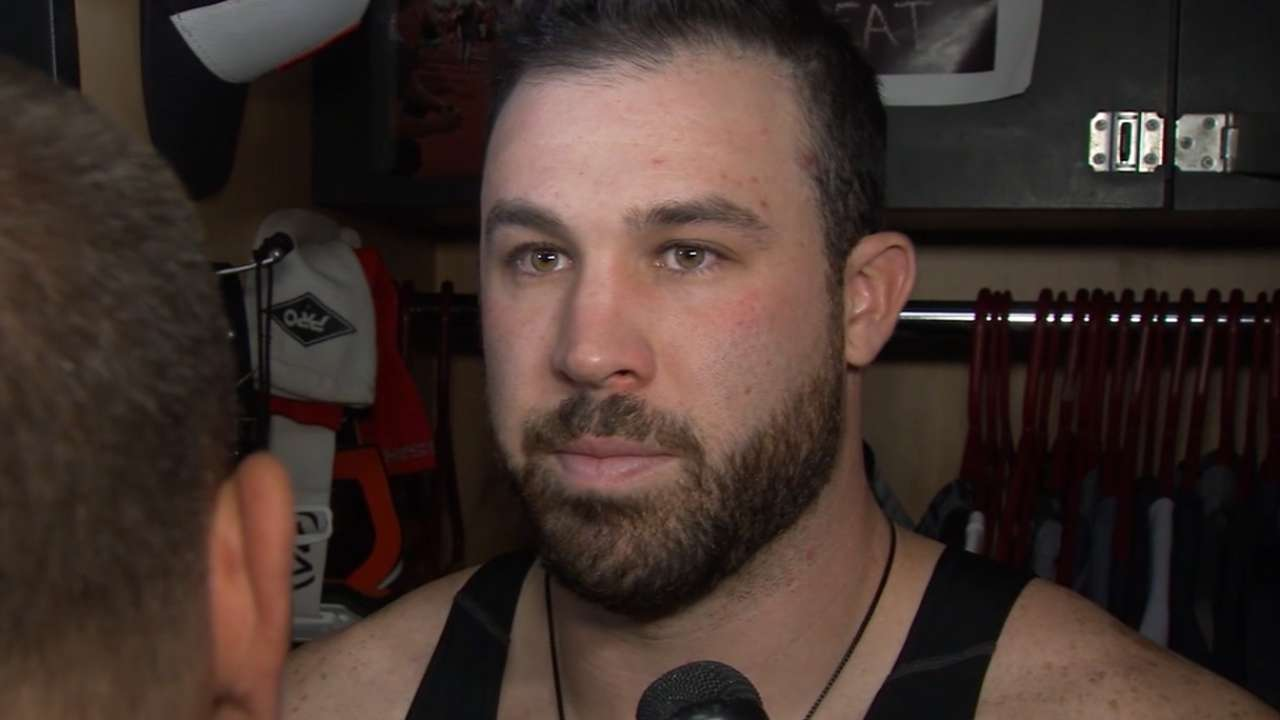 Kipnis on difficult loss in WS