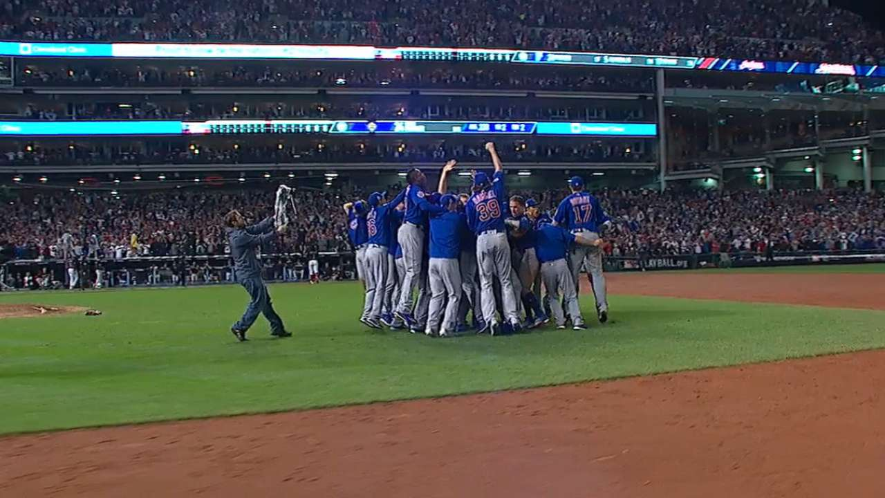 Best Trending Topic: WS Game 7