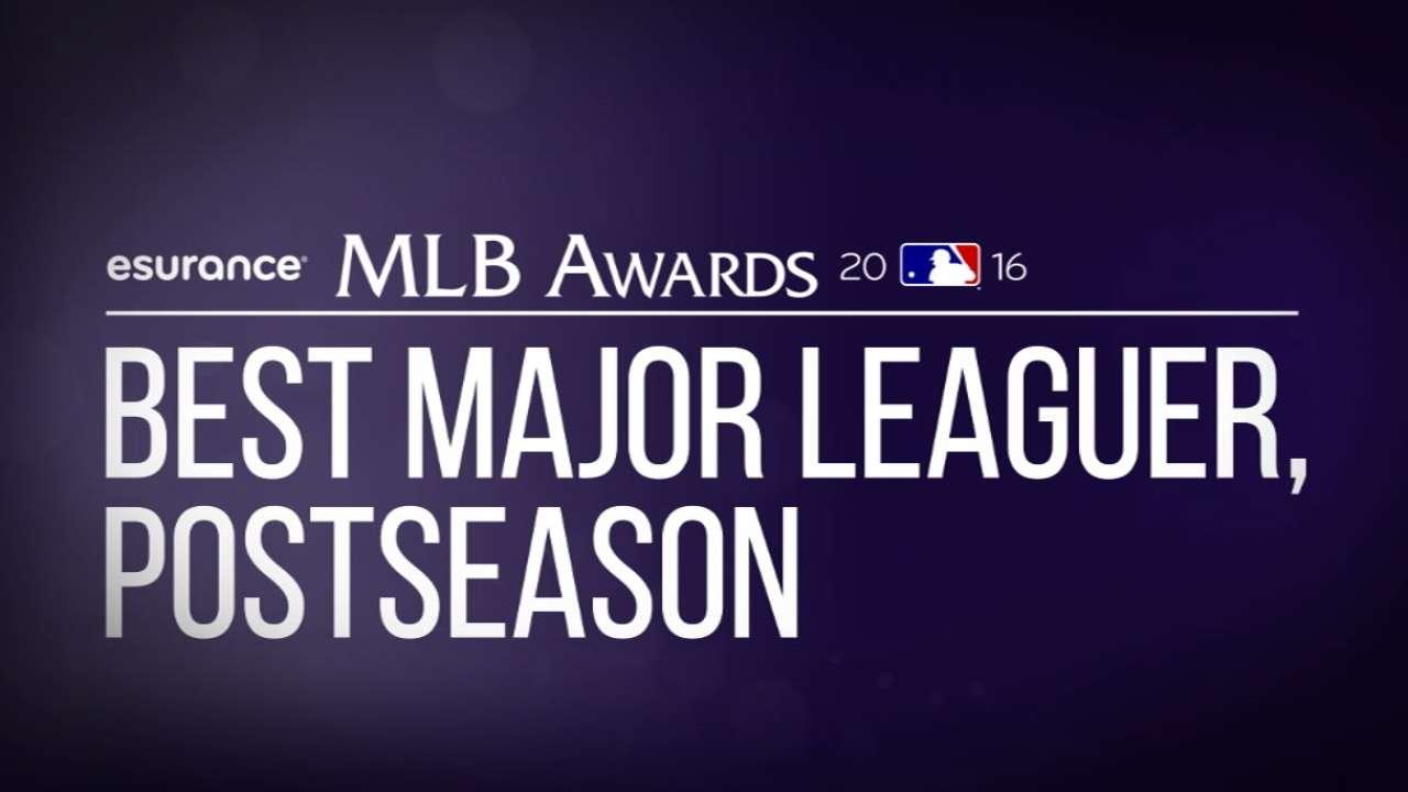 Best Major Leaguer, Postseason