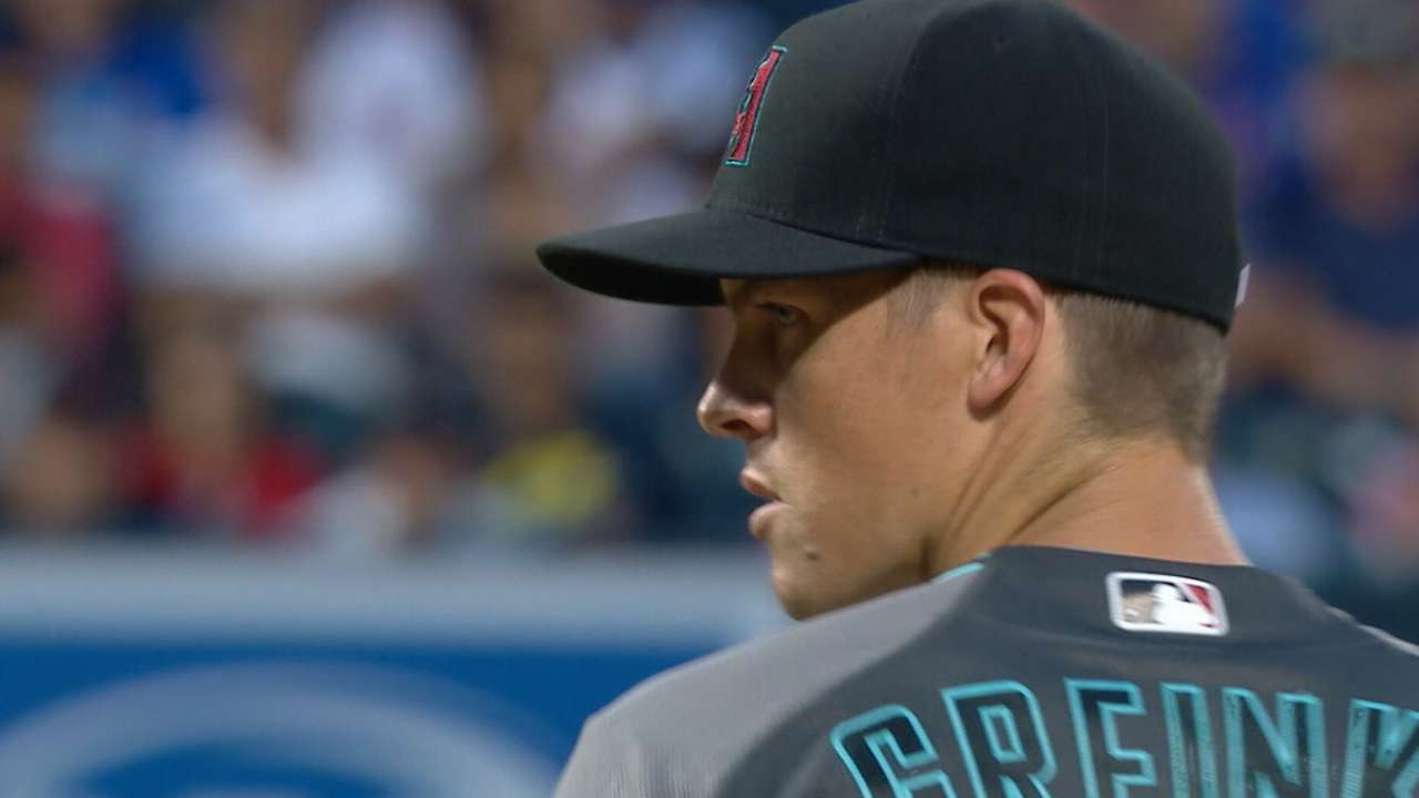 Opener should reflect D-backs' young nucleus