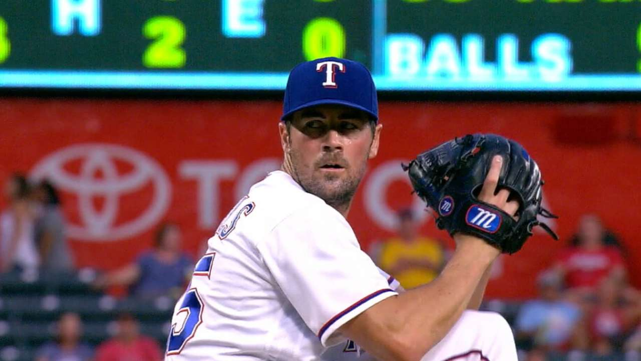 Opening Day preview: Rangers face AL champion Indians