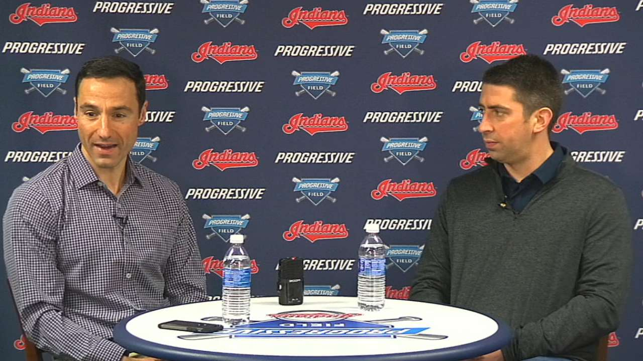 Tribe could see free-agent departures on offense