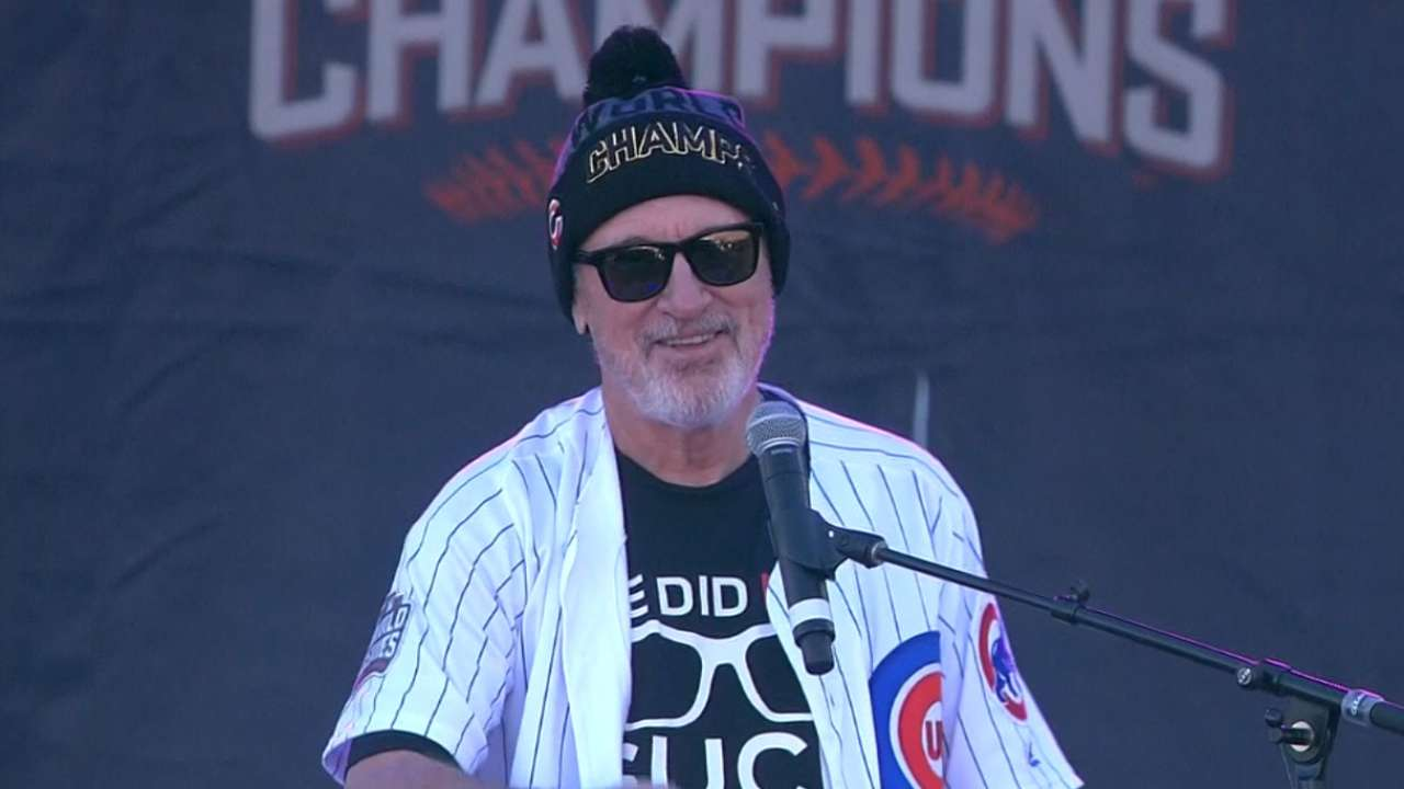 Maddon thanks fans for support