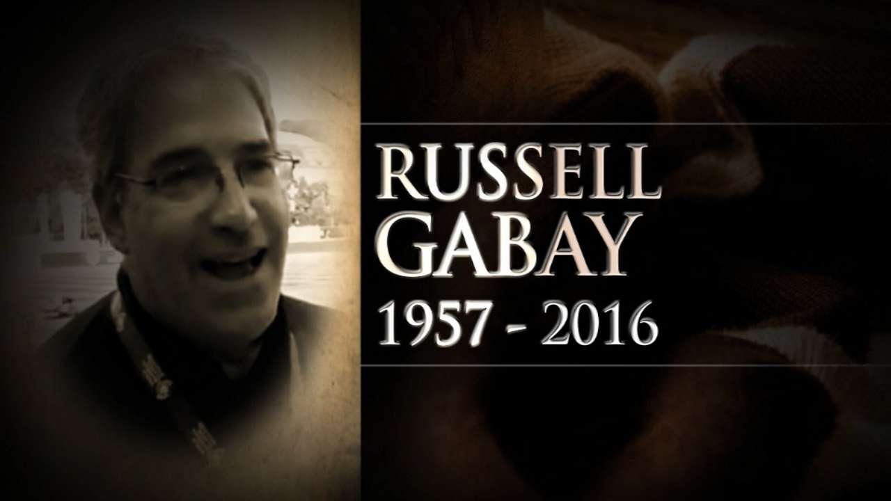 MLB, sports broadcasting mourn loss of Gabay