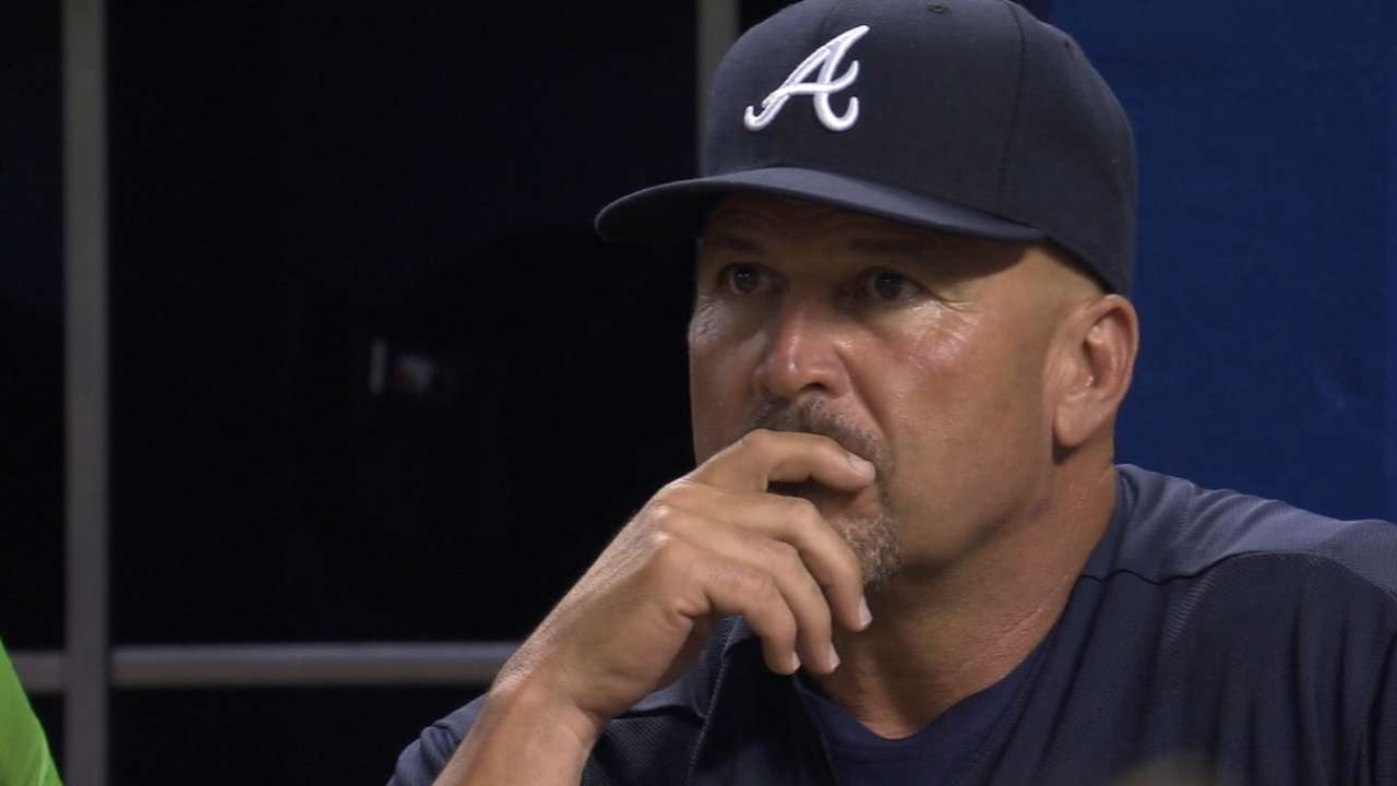 Fredi returning to Marlins to be 3B coach