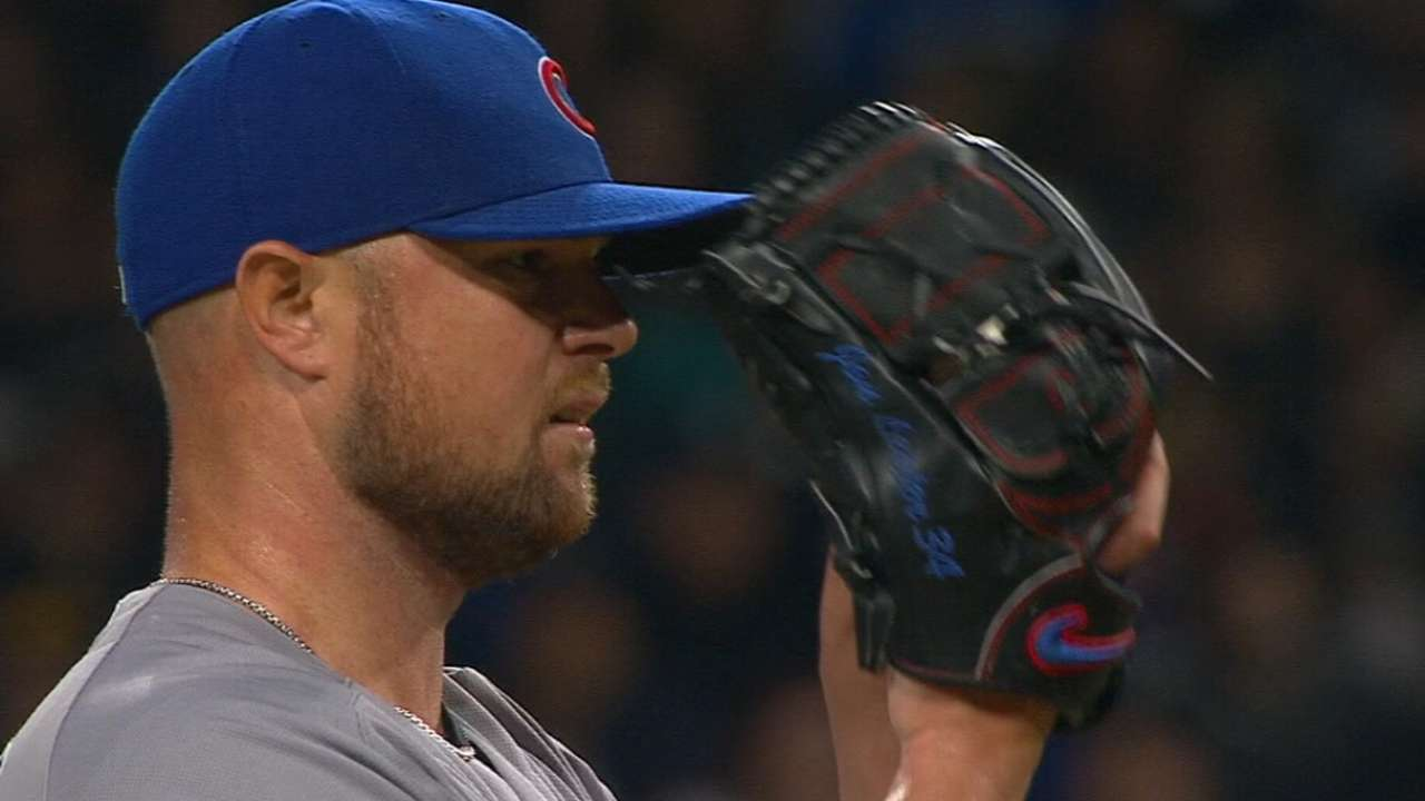 Lester a finalist for Cy Young