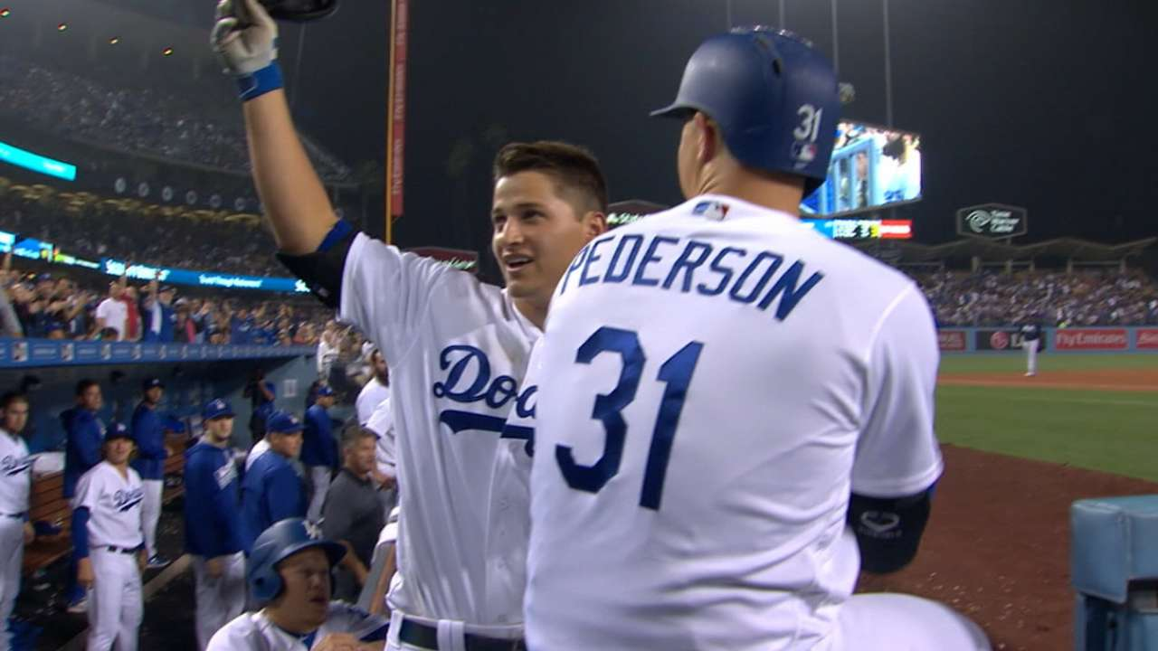 Corey Seager up for NL MVP