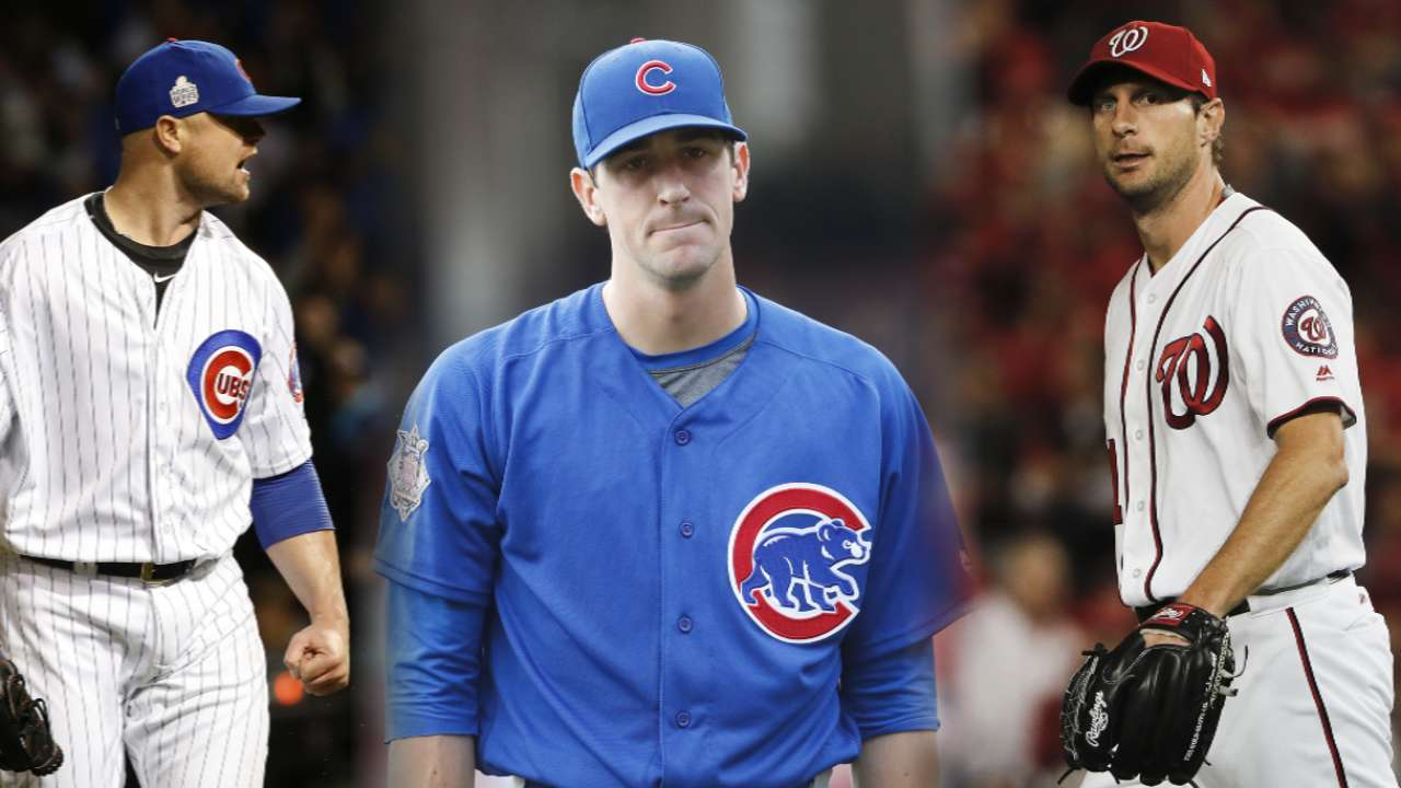 Hendricks, Lester could lead Cubs to 2nd straight Cy