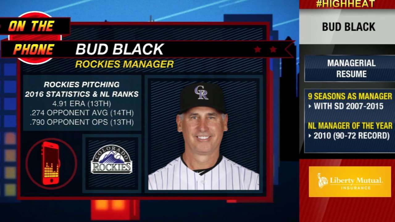 High Heat: Bud Black
