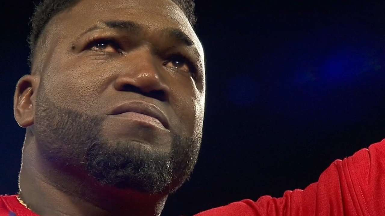 Big Papi officially retires from baseball