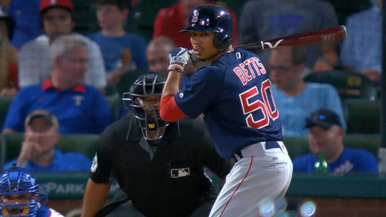Betts a compelling MVP candidate
