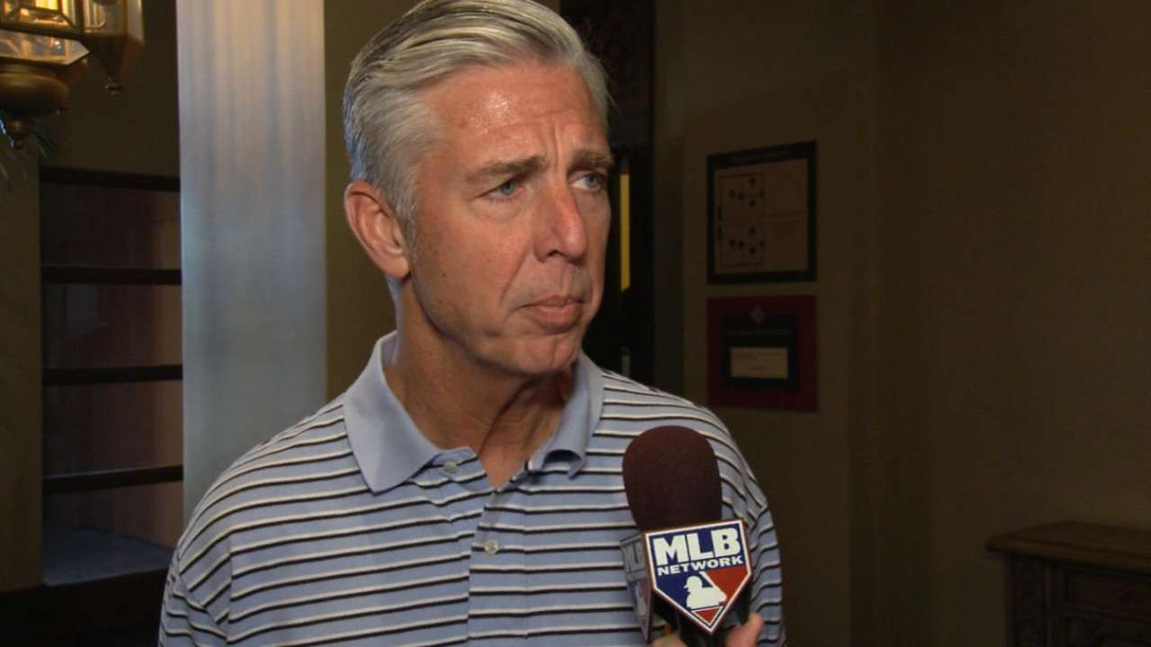 Dombrowski on Red Sox rotation