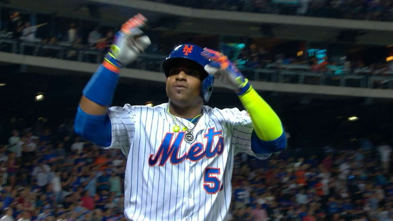 Mets won't rule out a reunion with Cespedes