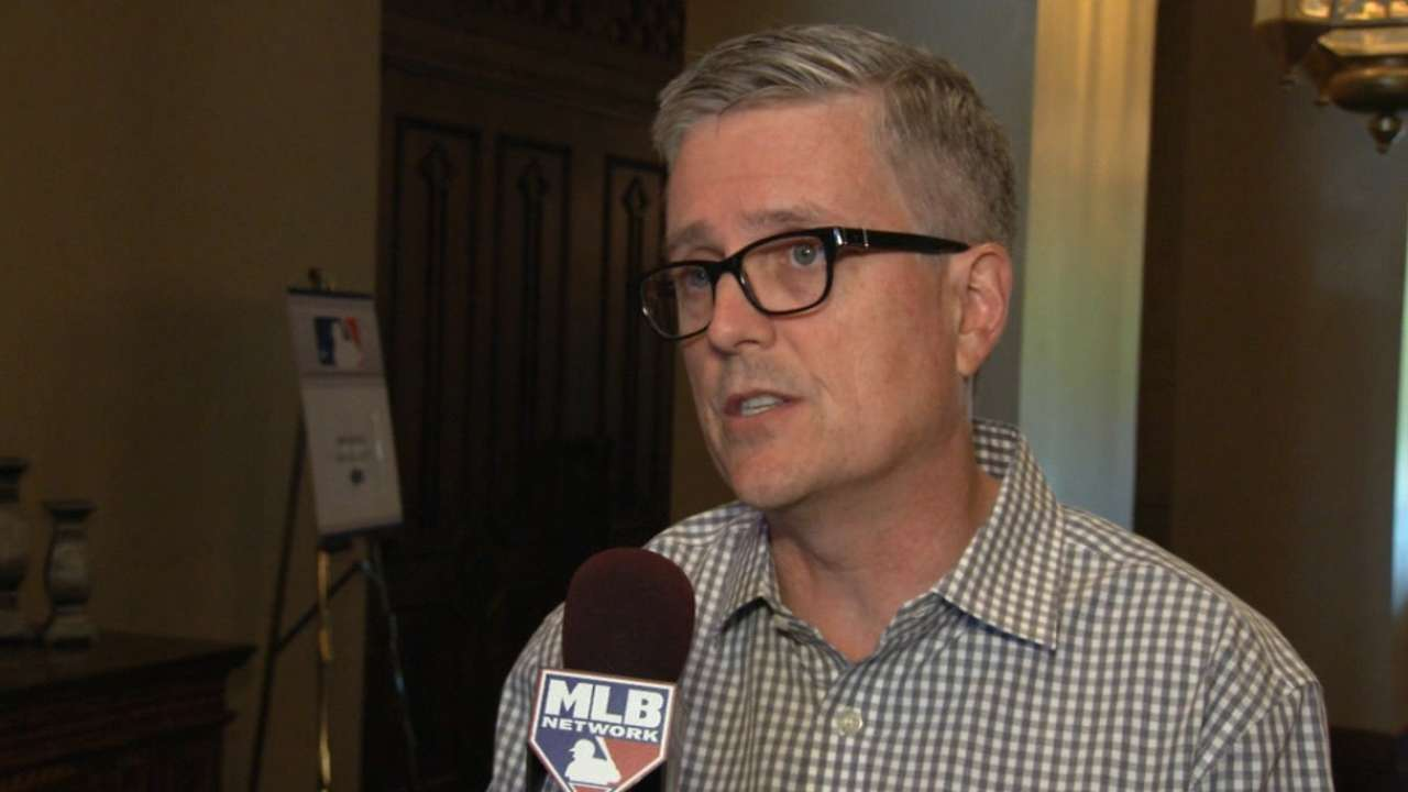 Luhnow confident in Astros' to-do list