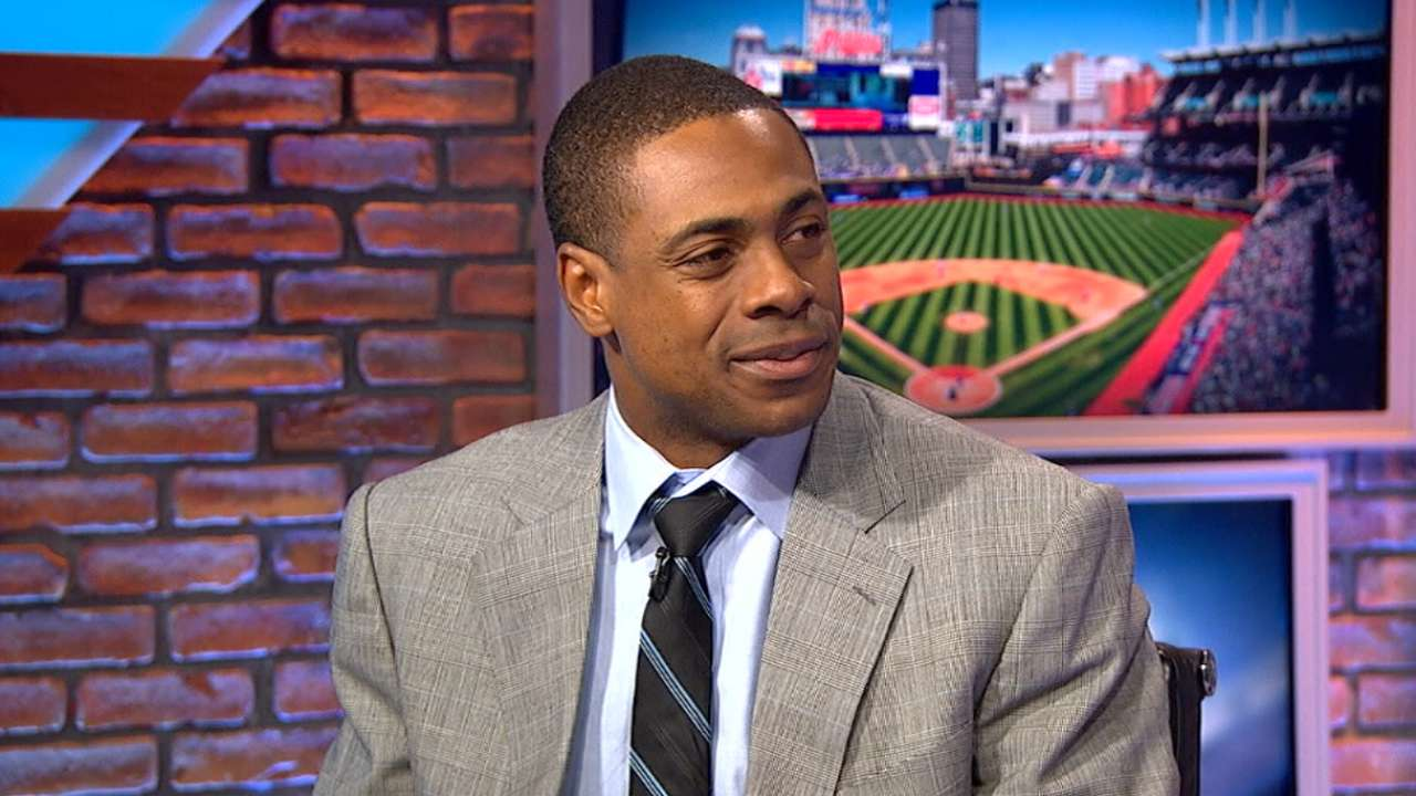 Granderson on his charity