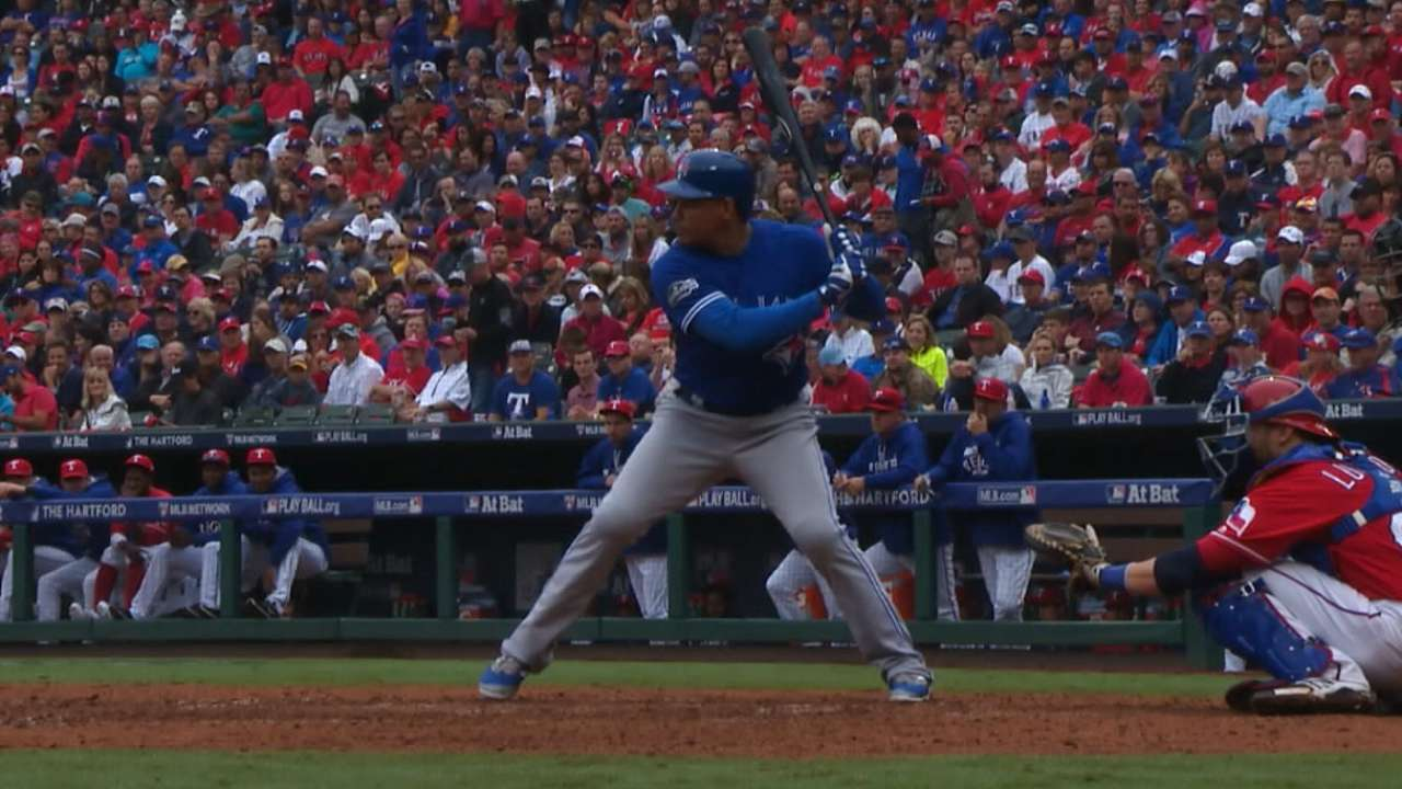 Atkins on Blue Jays' outfield