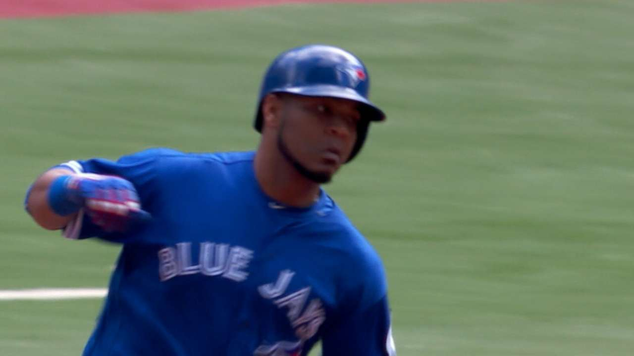 Blue Jays remain focused on re-signing Edwin