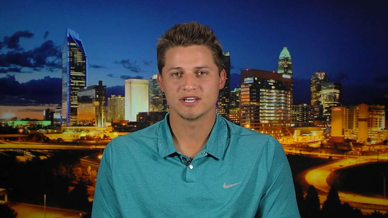 Seager excited to win award