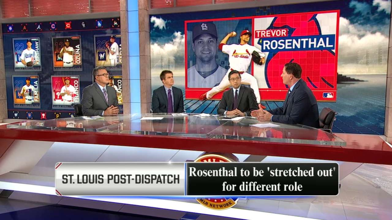 MLB Now on Rosenthal's role