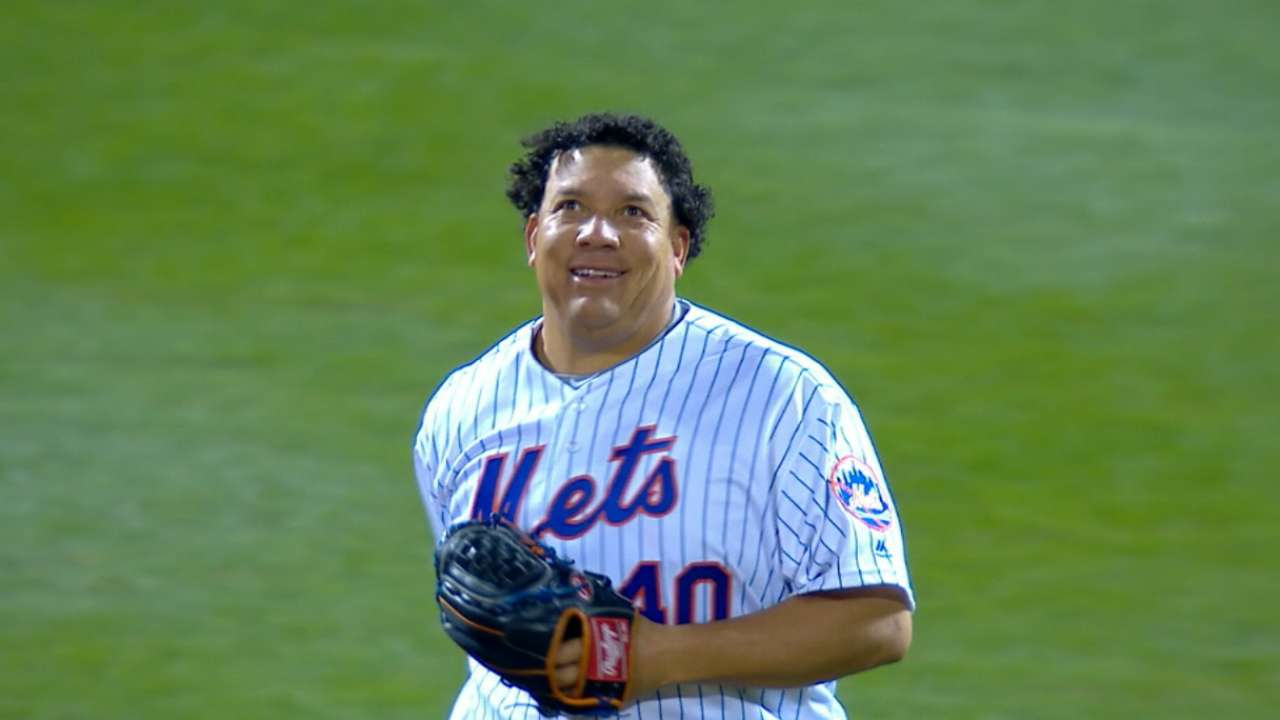 I Am Legend: Colon leaves Mets with memories