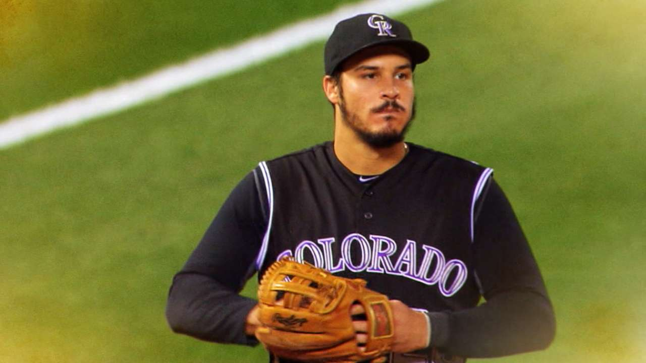 All-Star Arenado will play for U.S. in Classic