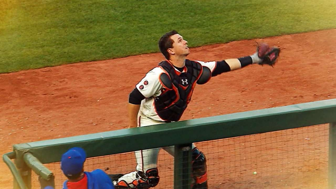 Defensive Player of Year: Posey