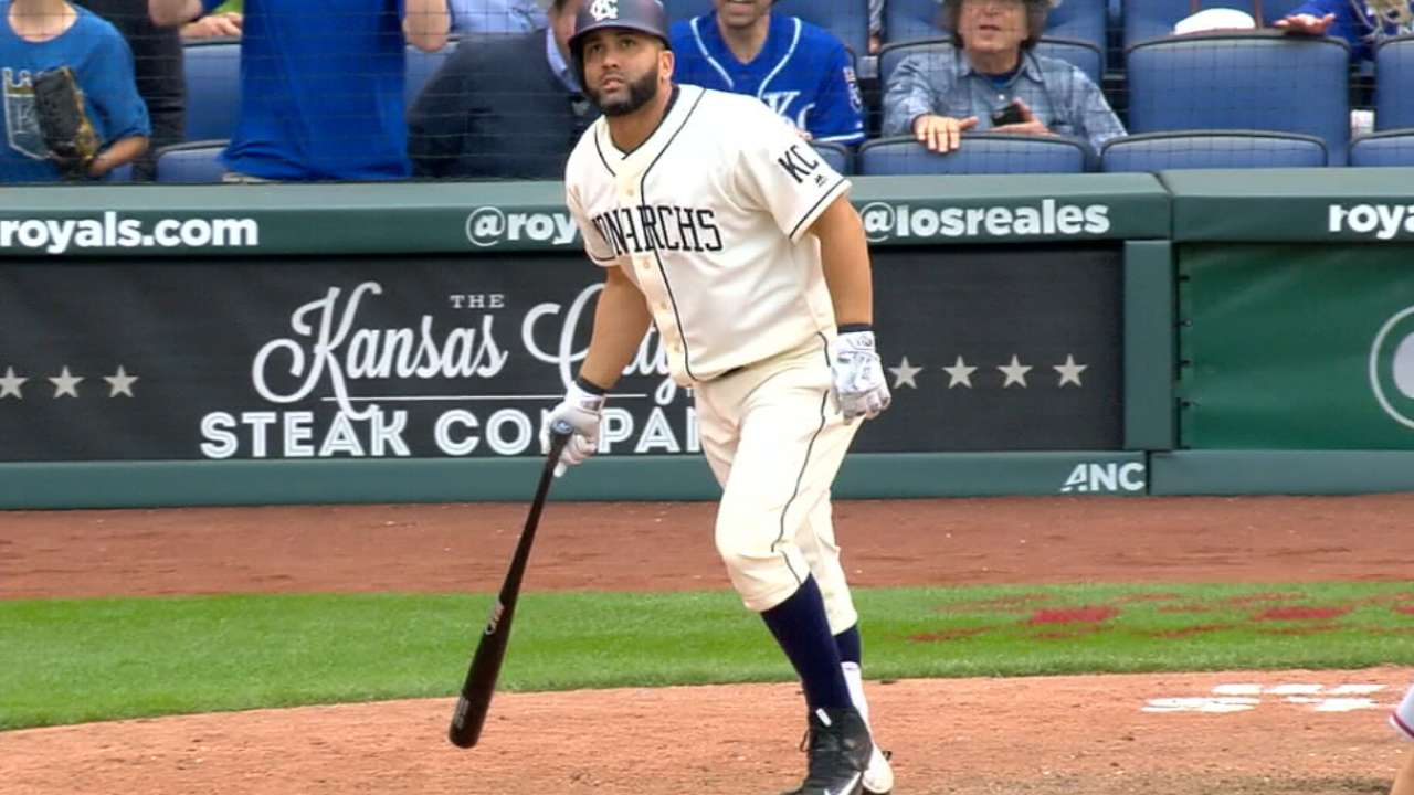 Kendrys can: Don't overlook Morales in 2017