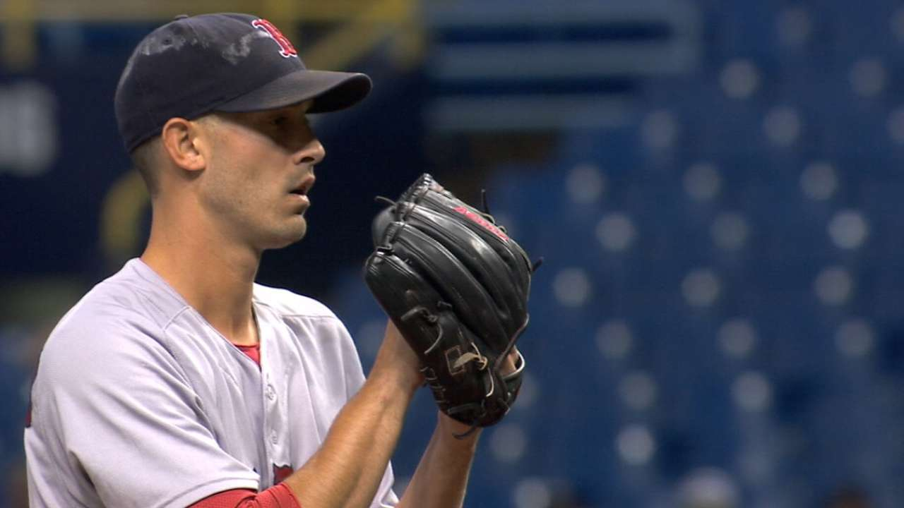 In breakout year, Porcello has strong Cy case
