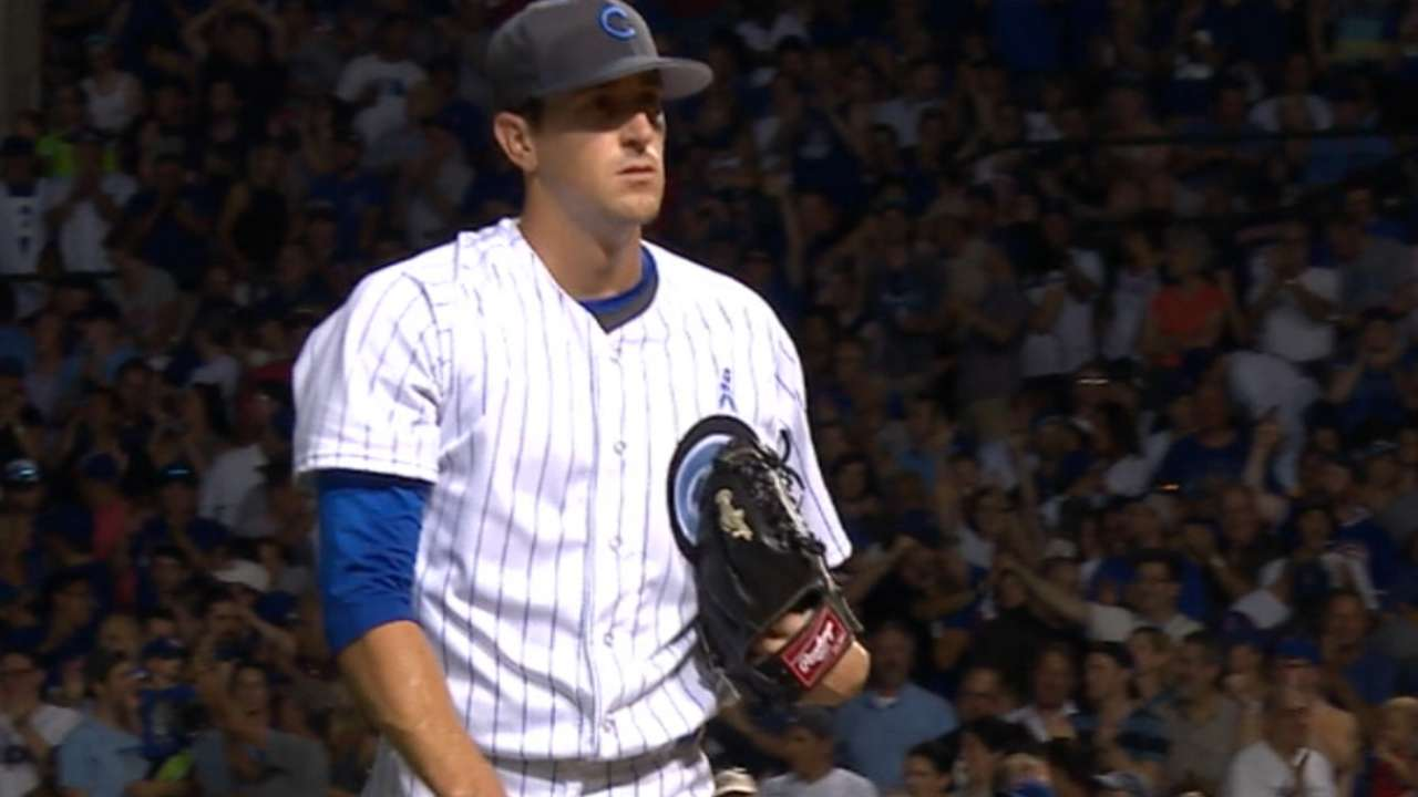 Hendricks is a Cy Young finalist