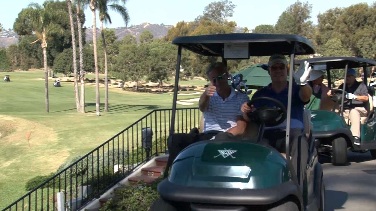 Celebrity golf event aids Compton academy