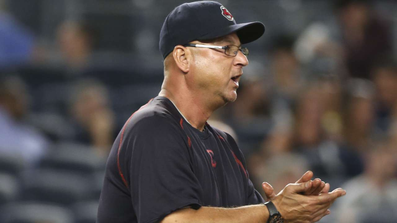 Francona named Manager of Year