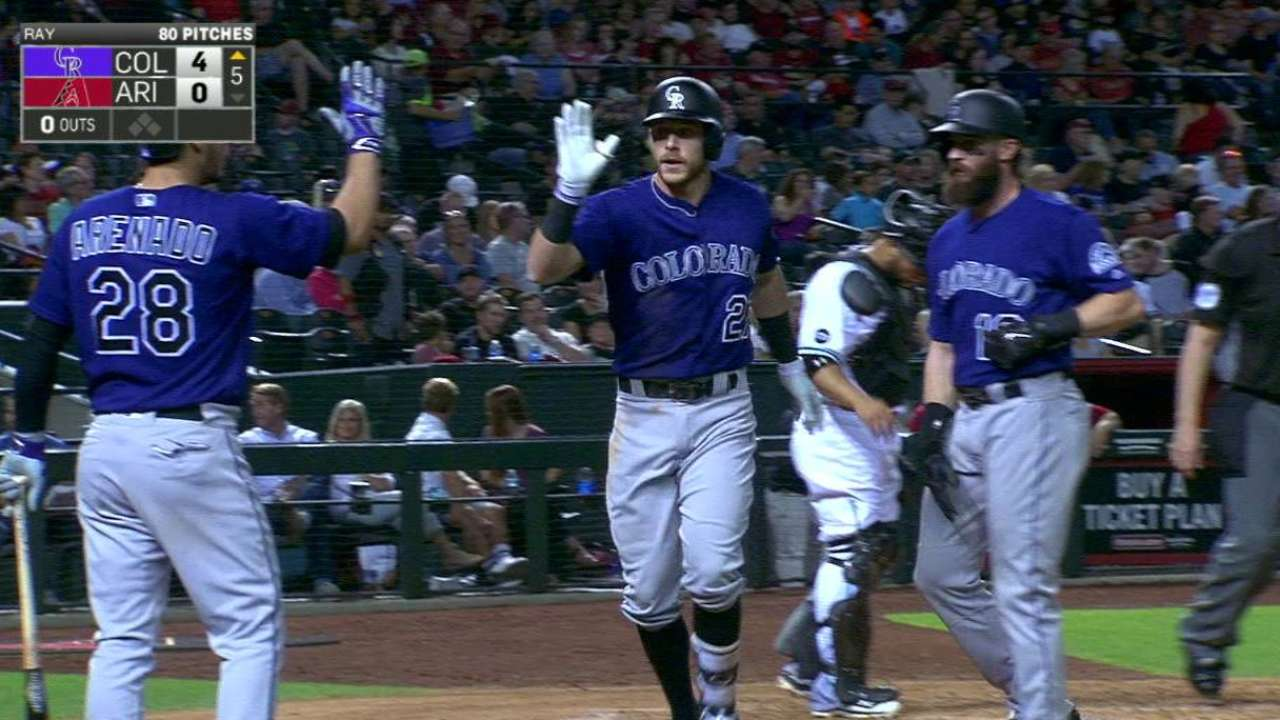 Story's two-run homer