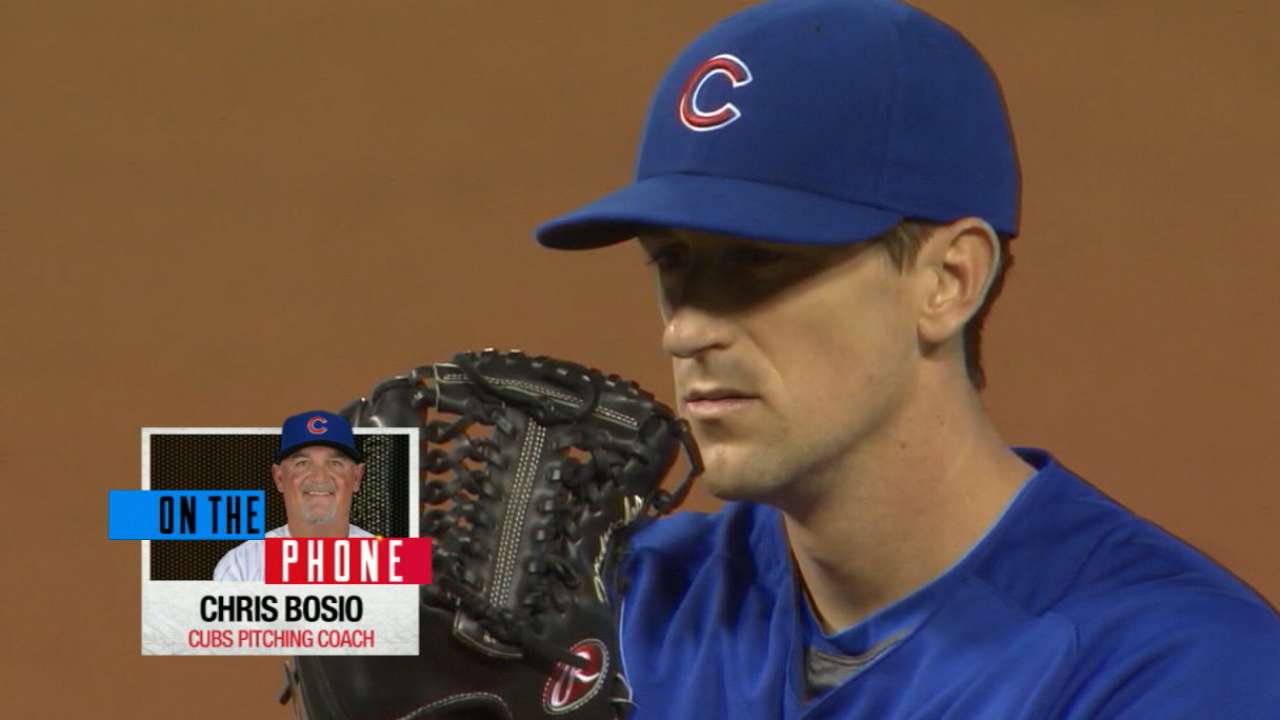 Improved command, approach key to Hendricks' 2016 success