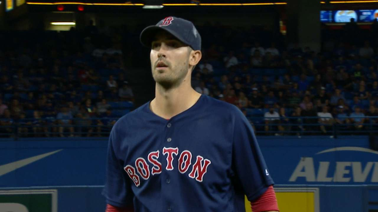 Porcello gets 20th win; Sox 2 up on Jays