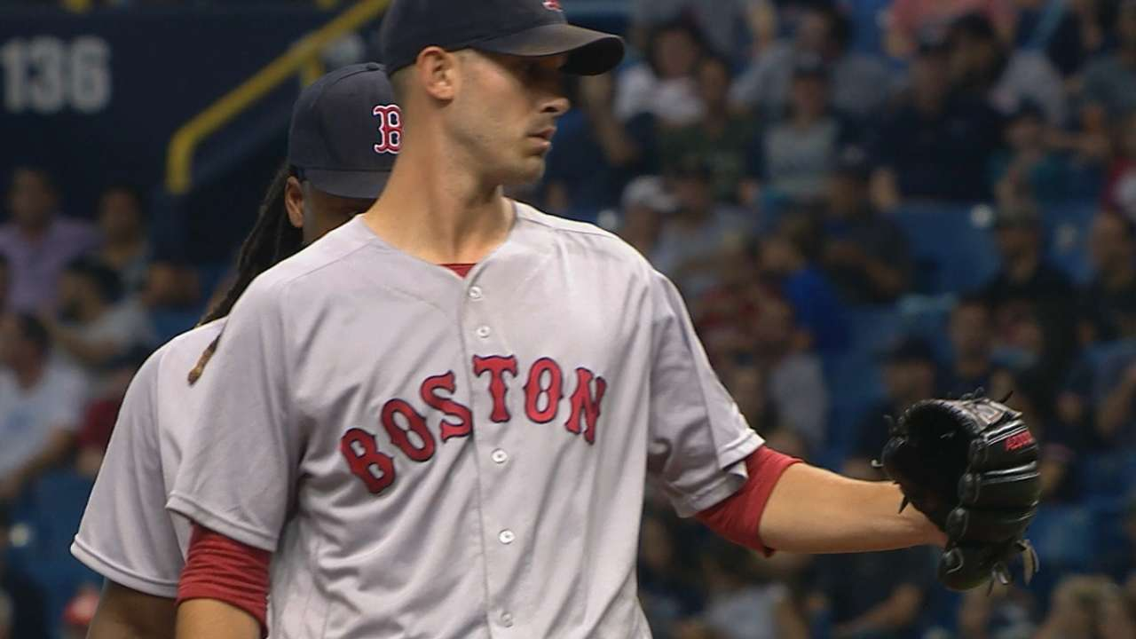 Porcello to open ALDS; Price on tap for Game 2