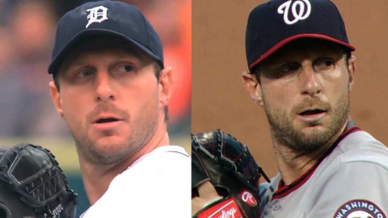Scherzer takes home NL Cy Young Award