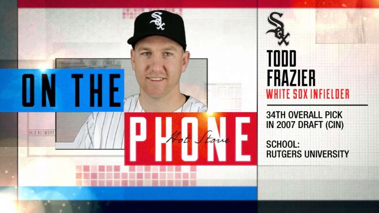 Hot Stove: Todd Frazier