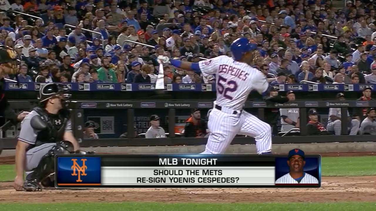 MLB Tonight: Mets' 2017 outlook