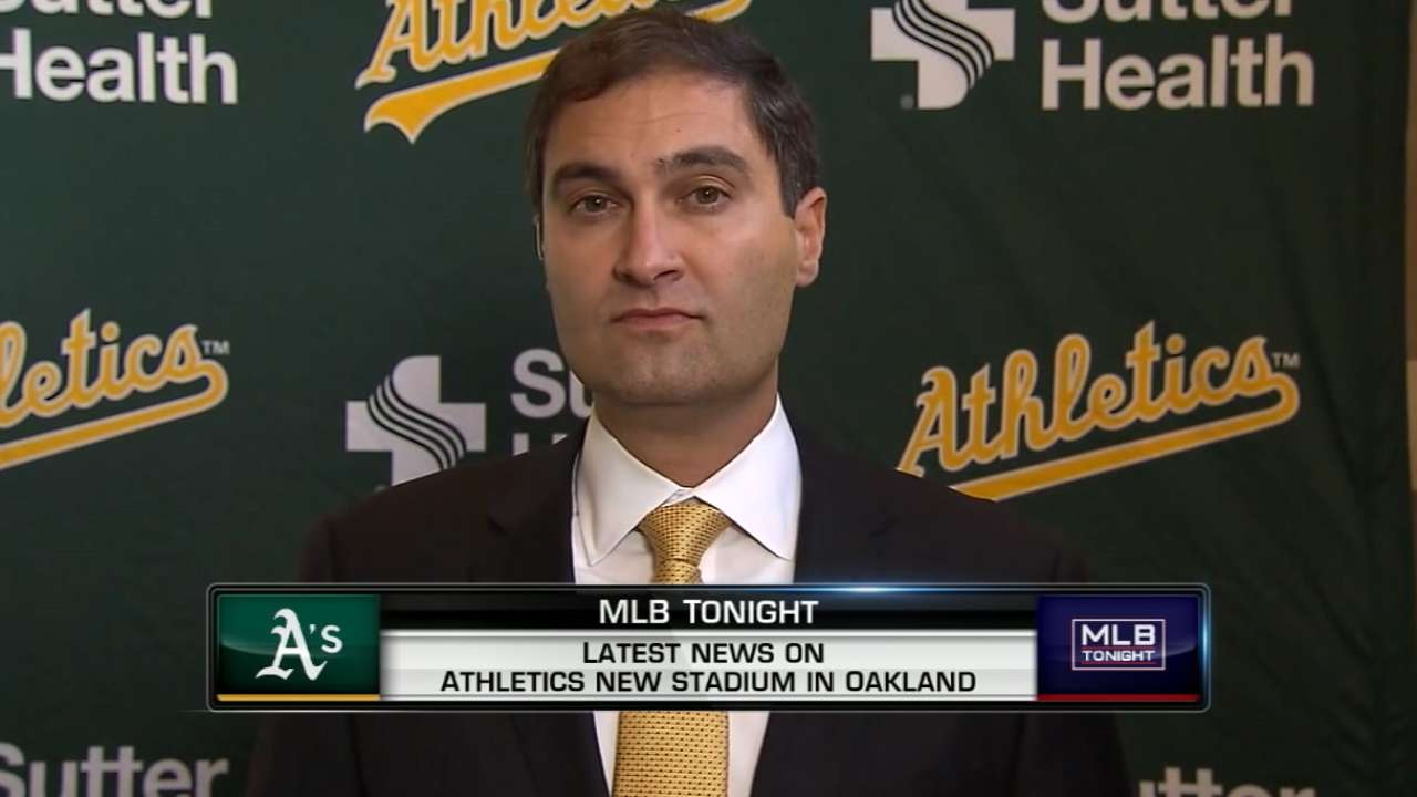 Kaval on Oakland commitment