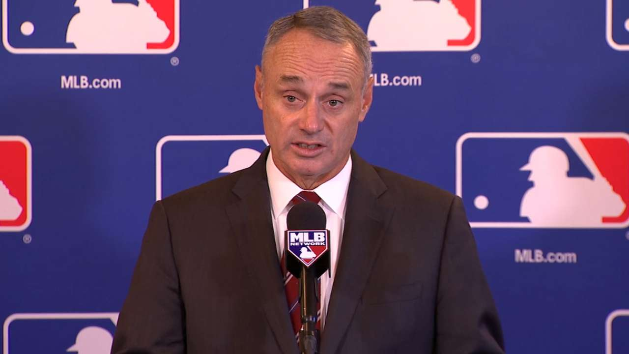 Manfred on new control interests