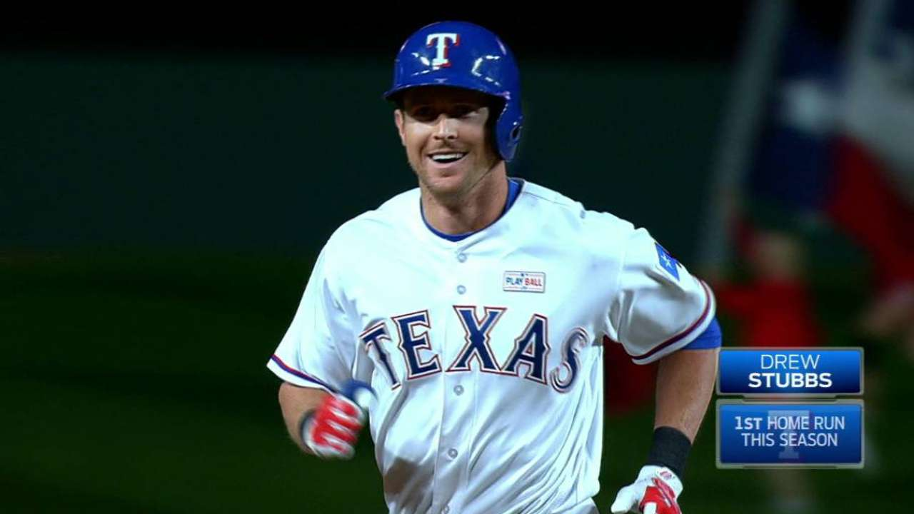 Rangers answer Blue Jays with walk-off HR