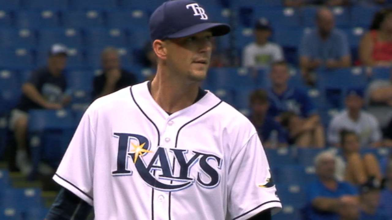 Inbox: Rays to use starters as trade chips?