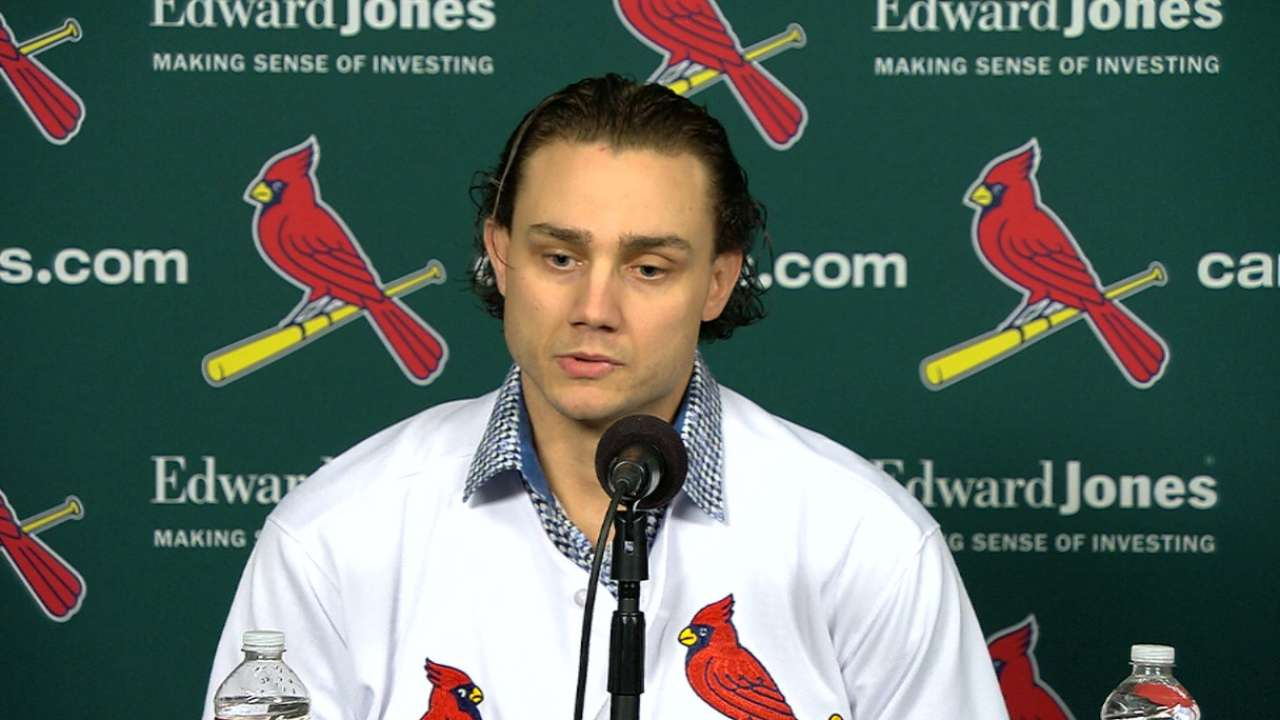 Cardinals welcome strong bullpen fit in Cecil