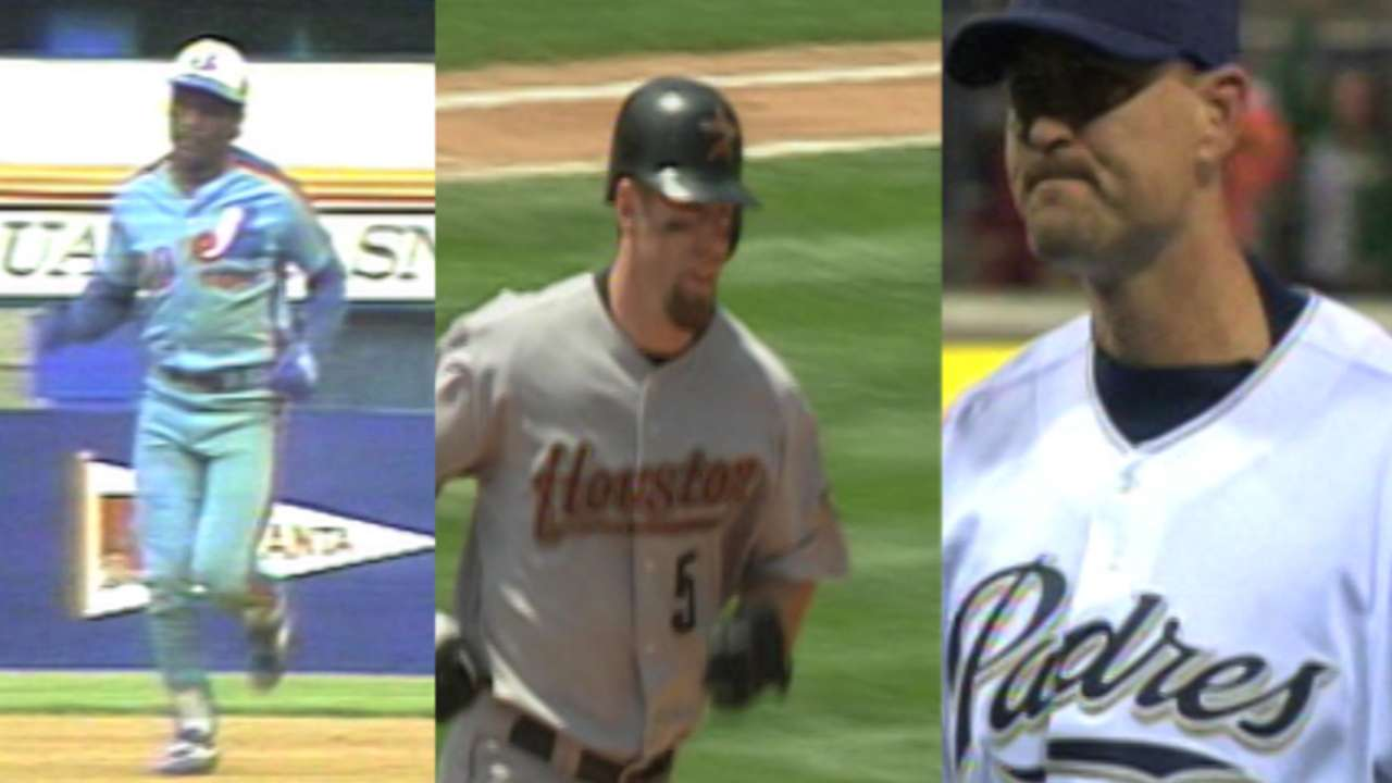 Trio of repeat nominees for HOF