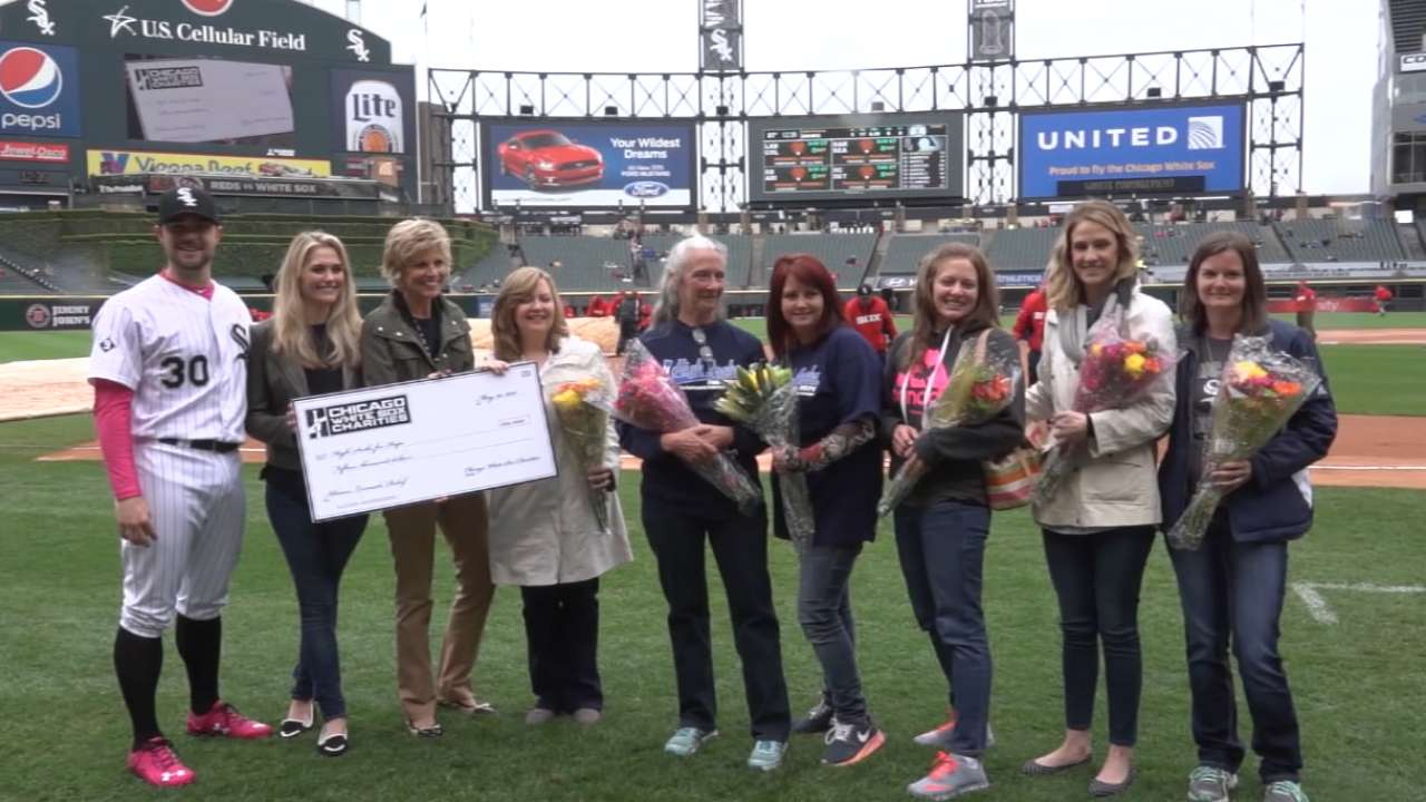 Robertsons touching lives with High Socks for Hope